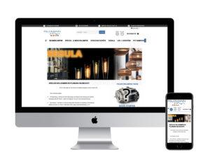 FELDMANN LED Shopware Theme Anpassungen Mockup